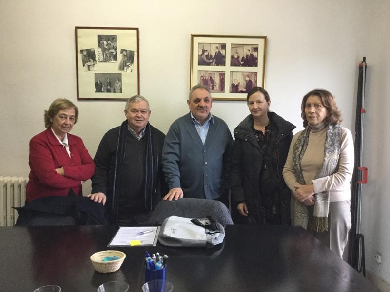 La FSPN firma el convenio con la Fundación Emiliani