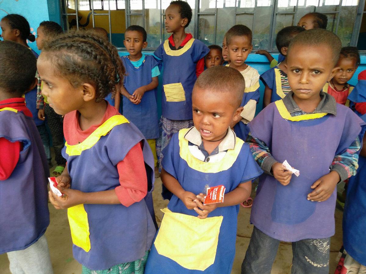 La FSPN viaja a África