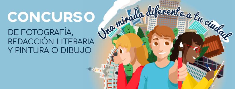 """¡Ya tenemos ganadores del concurso """"Una mirada diferente a tu ciudad""""!"""