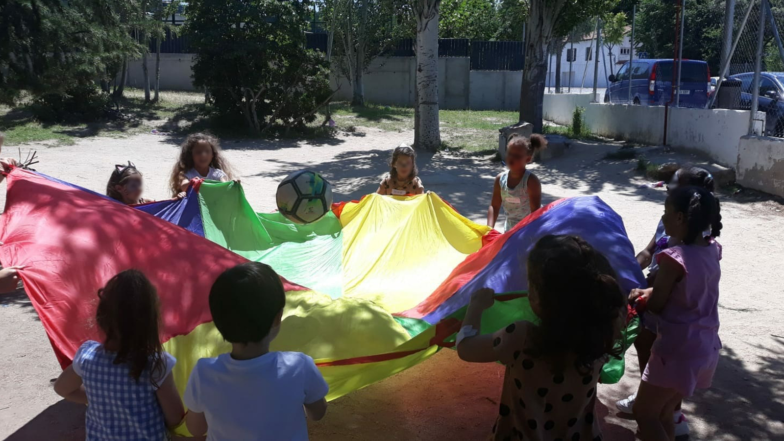 Celebramos el fin de curso en el Centro Residencial de Atención al Menor y su Familia Santa María del Parral
