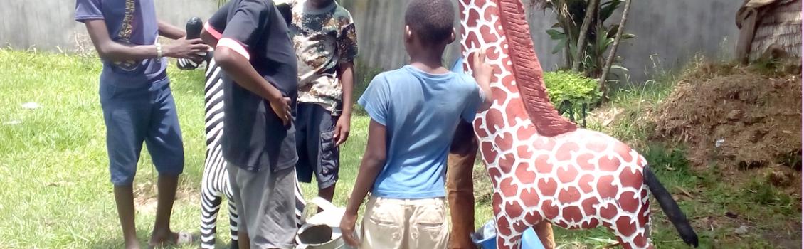 Proyectos de apoyo a la infancia Inhamízua (Mozambique)