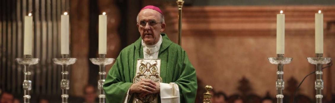 ¡Te invitamos a la Eucaristía de Acción de Gracias por el 140 aniversario!