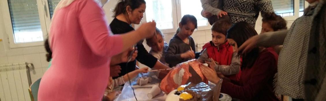 Proyecto de Red Social y Familiar Santa María del Parral (Aravaca)