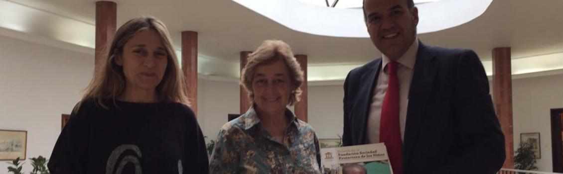 Donación Torneo Internacional de Rugby Ciudad de Santander