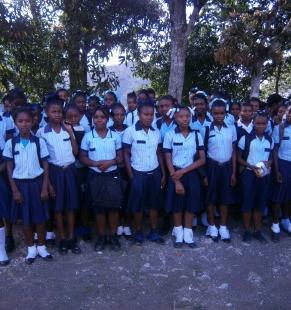 Pequeños Hermanos de Santa Teresa de Haití