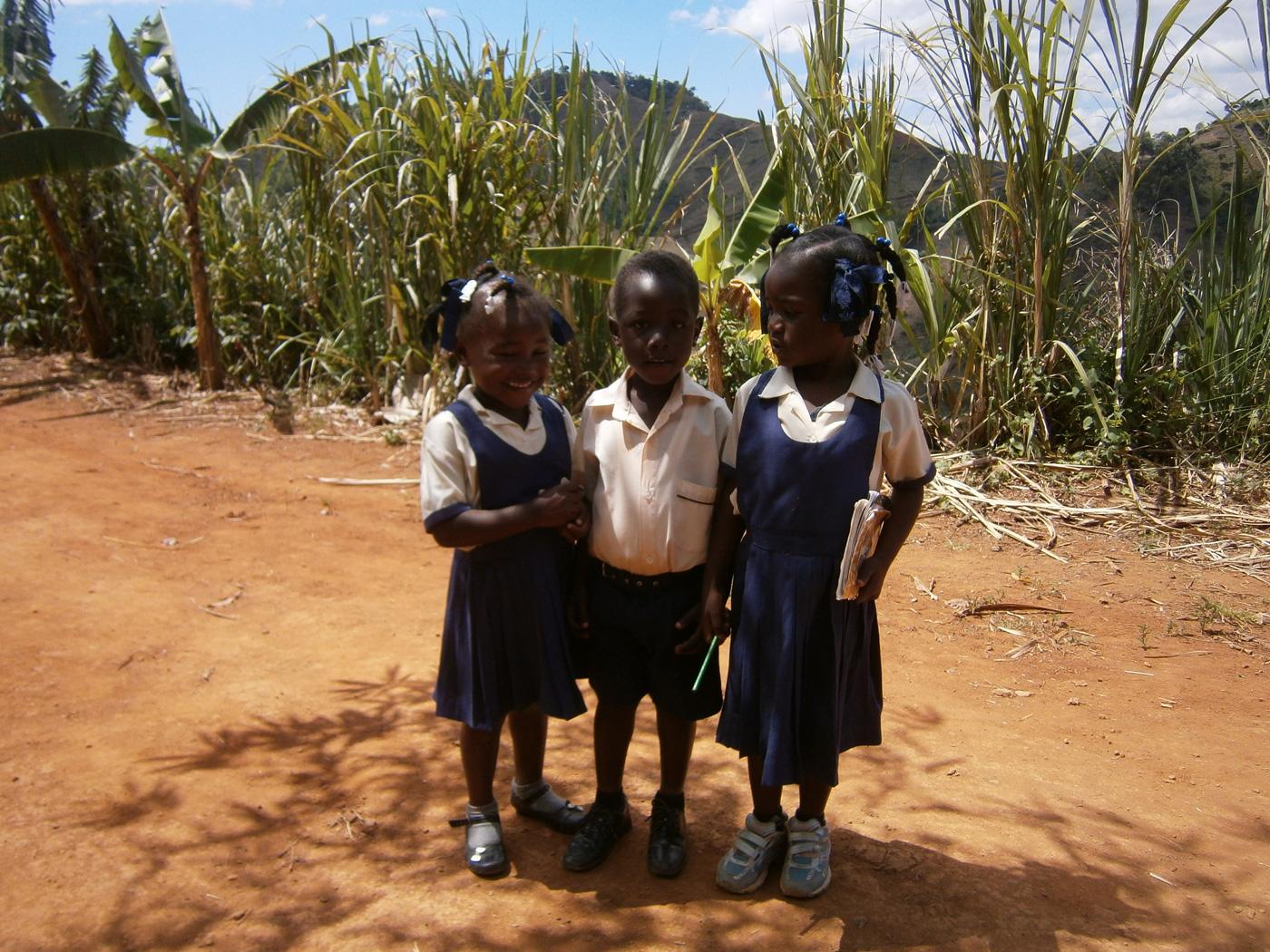 ¡No nos olvidemos de Haití!