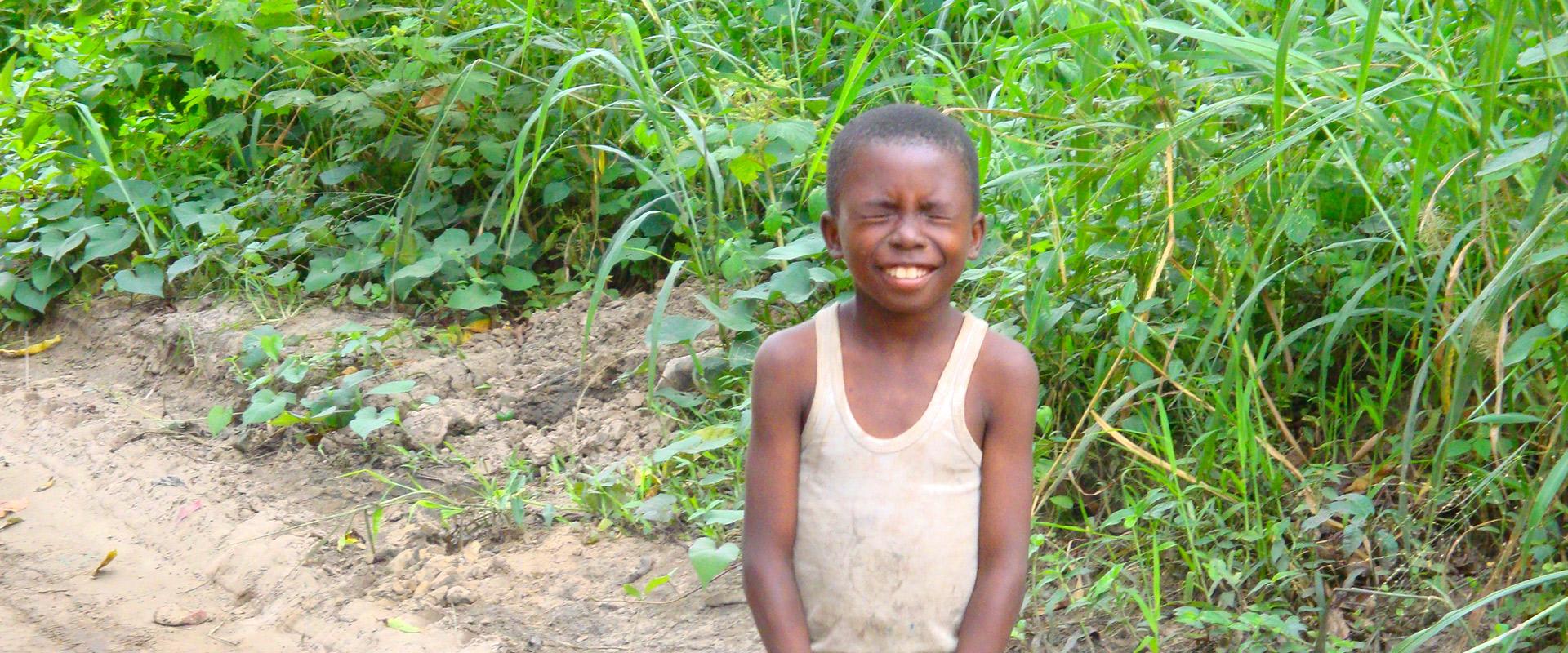 Educación y protección de niños de la calle – El Congo