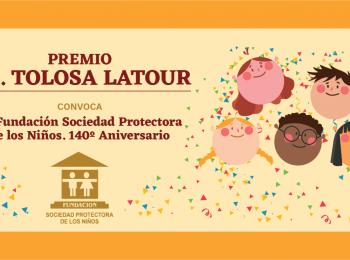 Premios Dr. Tolosa Latour por el reconocimiento de la labor de protección a la infancia y adolescencia