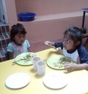 Proyecto del Centro Social Ascensión Sánchez, Guatemala