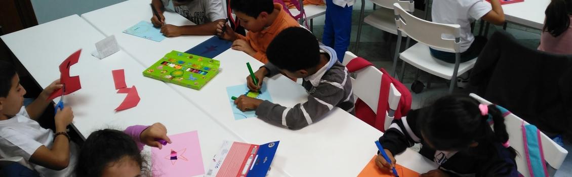 """Proyectos """"Centro de Día Murialdo en el barrio de SAN BLAS (Madrid) y en el municipio de GETAFE (Madrid)"""""""