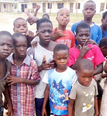 Proyecto de apoyo a la infancia Mateus 25