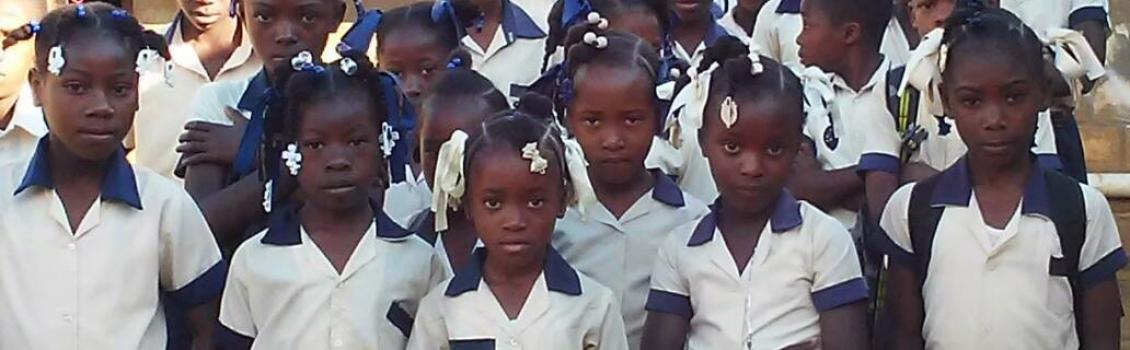Proyecto Pequeños Hermanos de Santa Teresa de Haití