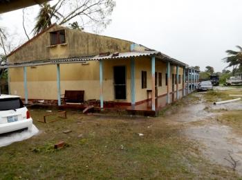 """El Padre Carlos,misionero somasco, hablarásobre los """"Niños de la Calle"""" de Beira, el Lar Sao Jerónimoy los efectos del Ciclón Ida"""