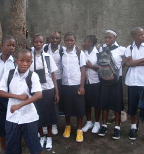 """Proyectos de atención integral a """"niños de la calle en Kinshasa (El Congo)"""