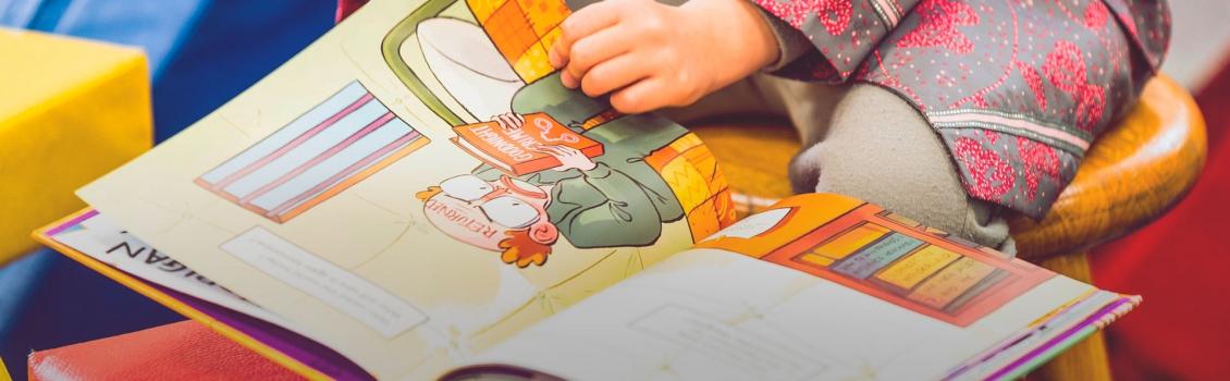 ¿Por qué es importante la lectura en los niños?