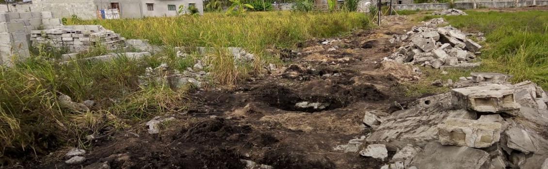 Charla sobre los efectos del ciclón Idai