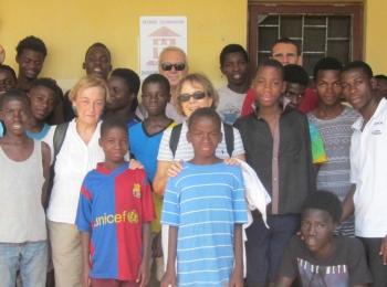El Hogar San Jerónimo en Beira (Mozambique)