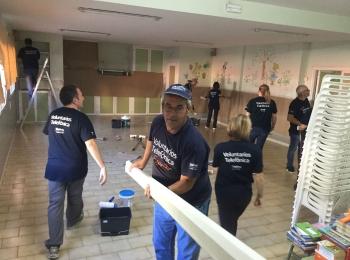 6 de octubre, Día Internacional del Voluntario Telefónica